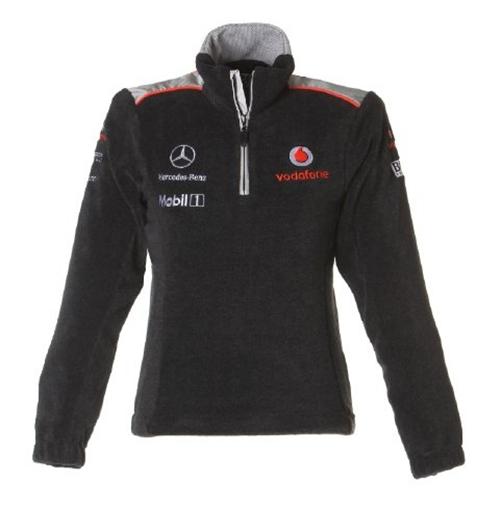 Offerta: Vodafone McLaren Mercedes F1 Ladies SweatShirt - 2012