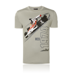 T-shirt 1974 by McLaren M23 Graphic