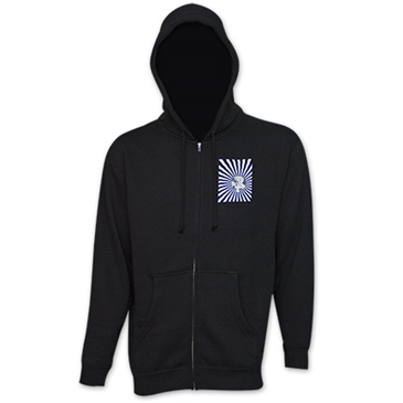 Offerta: ARROGANT BASTARD Strikes Back Zipper Hoodie - Black
