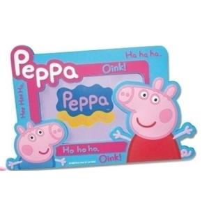 Portafoto con Conice Peppa Pig