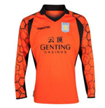 2012-13 Aston Villa Macron Away Goalkeeper Shirt