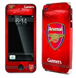 Official Arsenal iPod Touch 4th Gen Skin