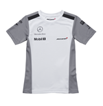 T-shirt McLaren Technical Team 2014 - da bambino