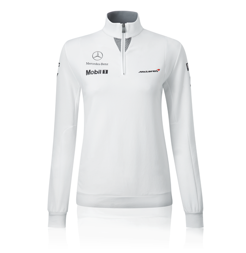 Offerta: McLaren Team Sweatshirt 2014 - Ladies