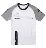T-shirt McLaren Button Team 2014 - da bambino