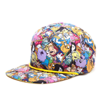 adventure-time-snap-back-hip-hop-cap-all-over-print