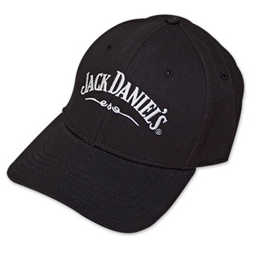 Jack Daniels Jack Lives Here Flex Fit Whiskey Hat