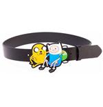 Adventure Time Ceinture - Boucle Jake & Finn 2D, L