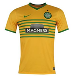 Maglia Celtic Football Club 2013-14 Away Nike