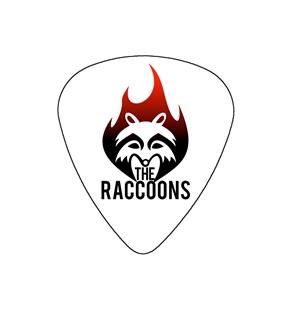 fender-medium-guitar-pick-the-raccoons