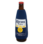 Corona Light Navy Blue Bottle Sleeve