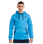 2013-14 Tottenham Hooded Top (Blue)