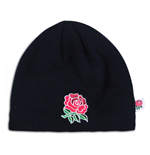 2013-14 England Fleece Lined Beanie (Navy)
