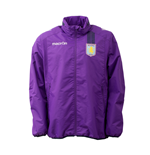 2013-14 Aston Villa Full Zip Rainjacket (Purple)