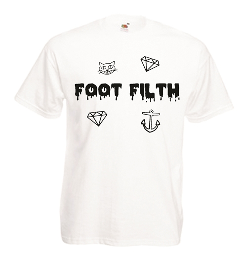transfer-printed-t-shirt-foot-filth