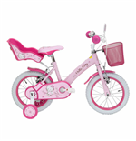 Hello Kitty Bike Romantic 14 Pink
