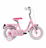 "Hello Kitty Bike Romantic Vintage 12"" Pink"