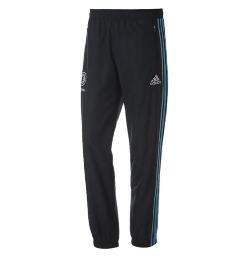 Image of Pantalone Chelsea 2014-15 Adidas Presentation (blu scuro)