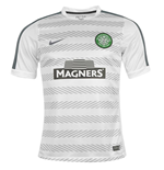 Maglia pregara Celtic Football Club 2014-15 Nike
