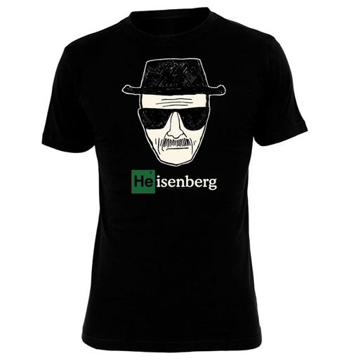 Image of T-shirt Breaking Bad 117832