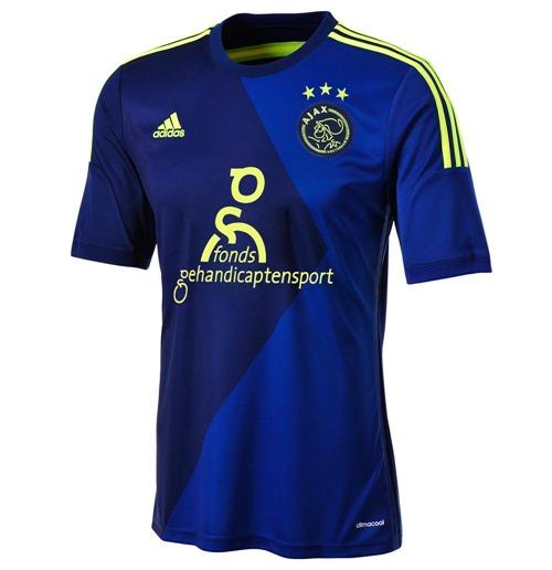 Image of Maglia Ajax 2014-15 Adidas Away Shirt da bambino