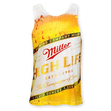 Camiseta de Tirantes Cerveza