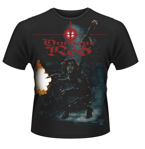 Image of T-shirt 2000AD Durham Red