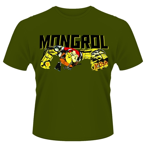 Image of T-shirt 2000AD Mongrol