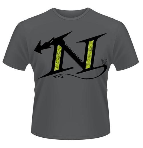 Image of T-shirt 2000AD Nemesis The Warlock - Nemesis Logo