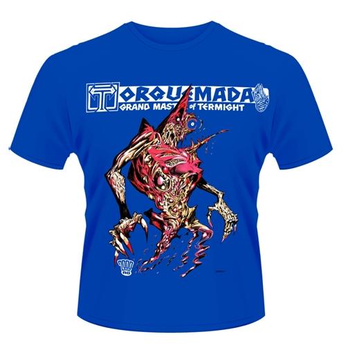Image of T-shirt 2000AD Nemesis The Warlock - Nemesis Torquemada