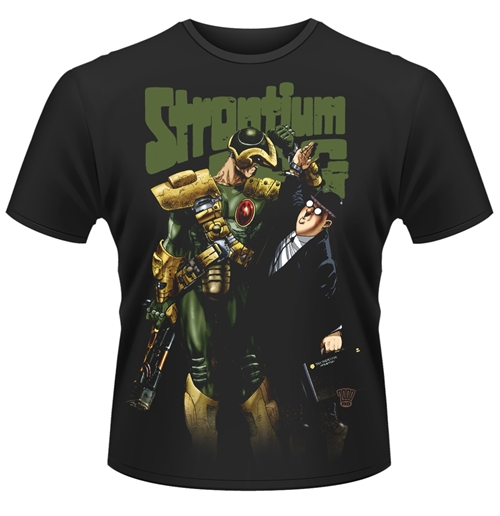 Image of T-shirt 2000AD Strontium Dog - Banker