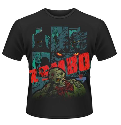 Image of T-shirt 2000AD Zombo - Zombo Meat