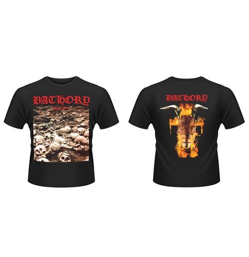 Image of T-shirt Bathory Requiem
