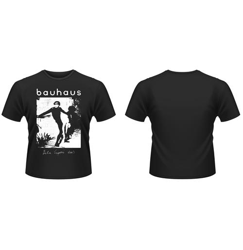 Image of T-shirt Bauhaus Bela LUGOSI'S Dead