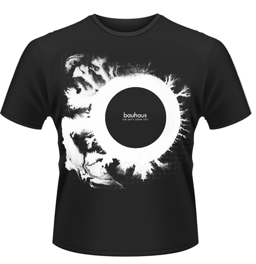 Image of T-shirt Bauhaus The SKY'S Gone Out