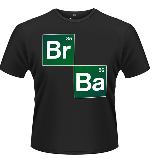 Image of T-shirt Breaking Bad Elements