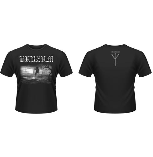 Image of T-shirt Burzum Aske 2013