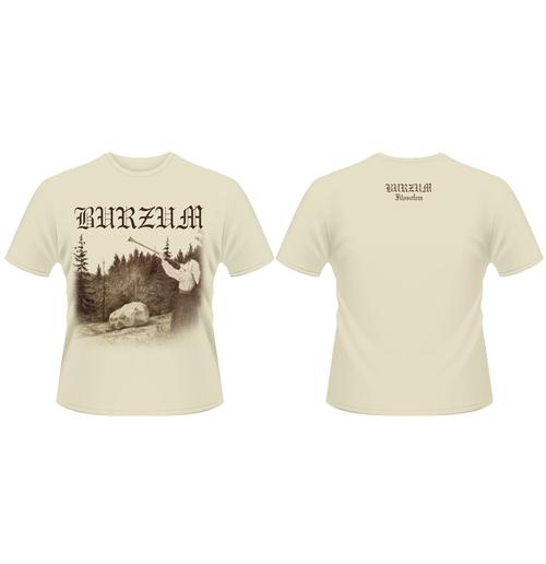 Image of T-shirt Burzum Filosofem