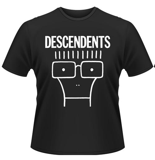 Image of T-shirt Descendents Milo