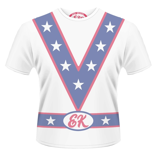 Image of T-shirt Evel Knievel 121086