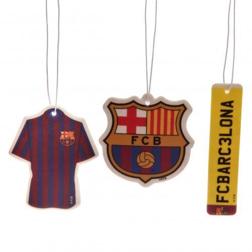 air-freshener-fc-barcelona, 7.50 EUR @ merchandisingplaza-de