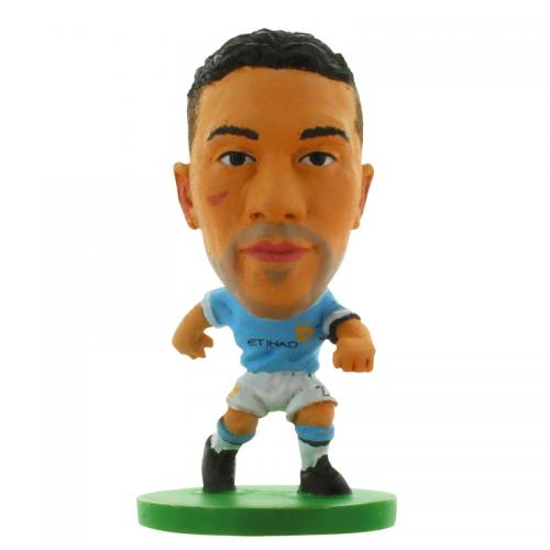 Image of Action figure Manchester City 121366