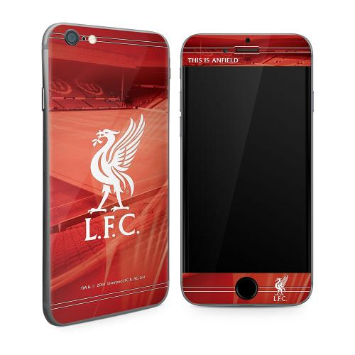 Image of Cover Skin iPhone 6 Liverpool FC