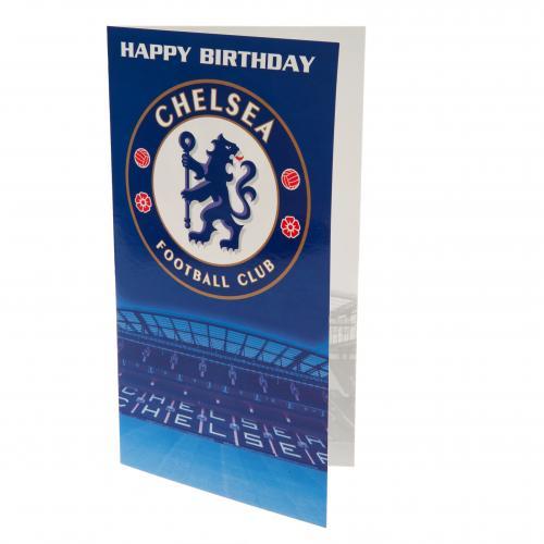 Image of Biglietto d'auguri Chelsea