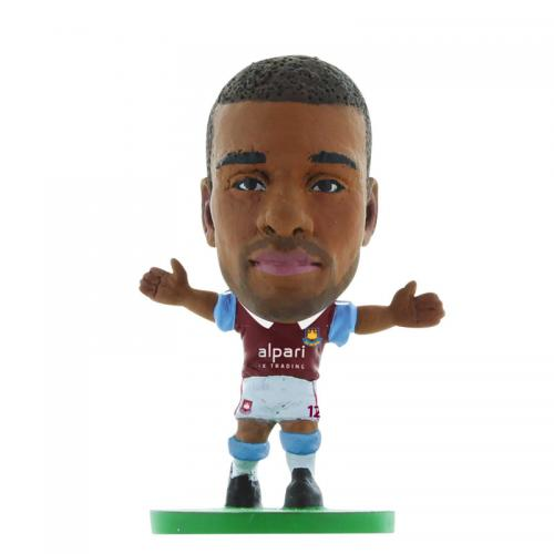Image of Statuetta West Ham United SoccerStarz Vaz Te