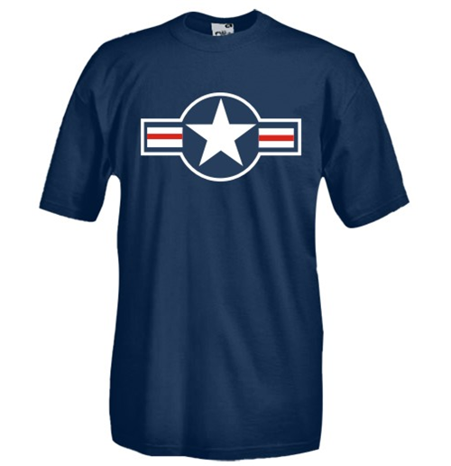 Image of T-shirt Air force