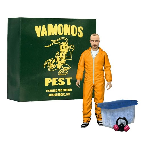 Image of Action figure Breaking Bad 125247