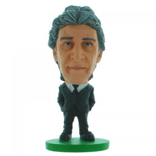Image of Statuetta Manchester City Manuel Pellegrini