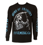 Maglia manica lunga Sons of Anarchy