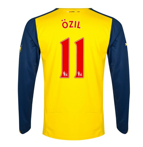 camiseta-arsenal-2014-15-away-ozil-11-de-menino